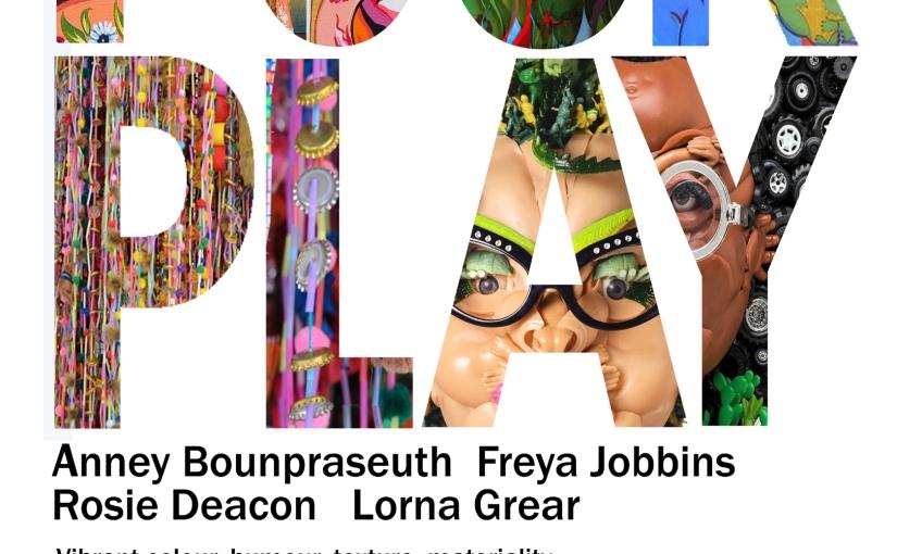 Fourplay 2014= Freya Jobbins, Annie Bounpraseuth, Rosie Deacon, LornaGrear