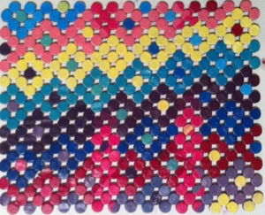 dot painting no 4