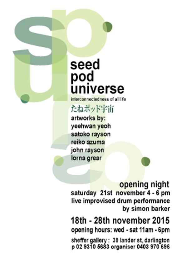 seed pod universe
