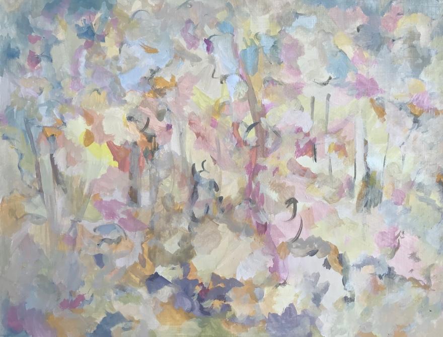 Summer 1 lorna Grear 30 x 40 cm, 2018