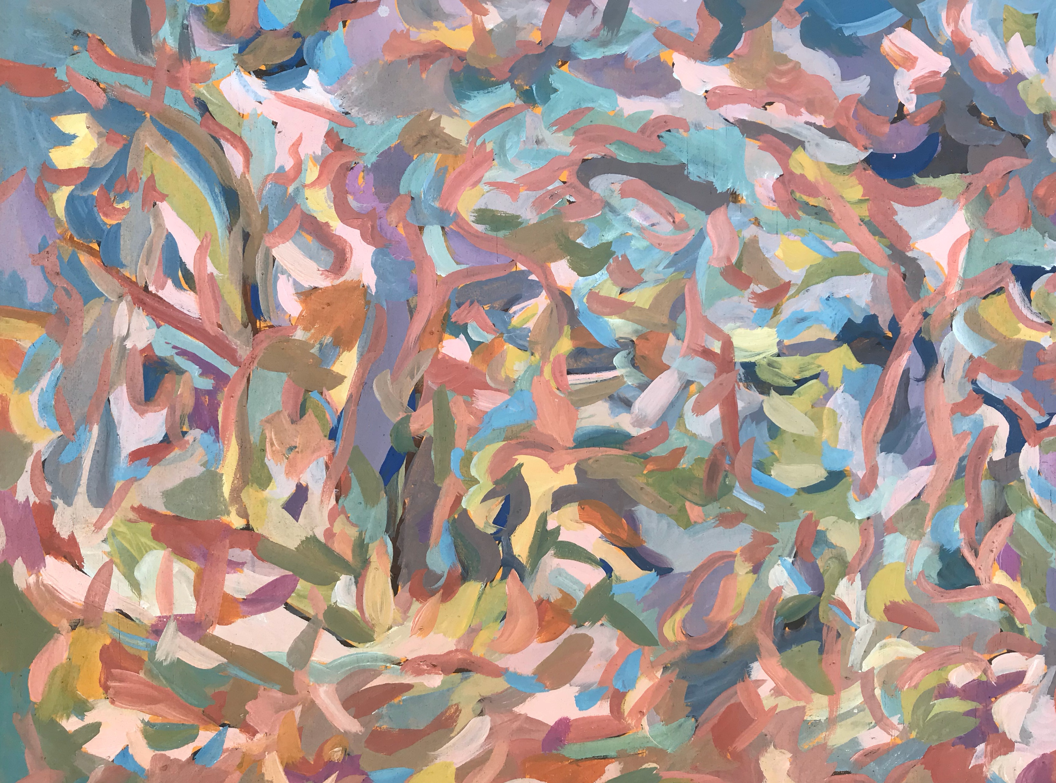 Summer 3 Lorna Grear 30 x 40 cm, 2018